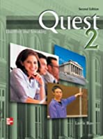 Quest Level 2 Listening and Speaking Student Book