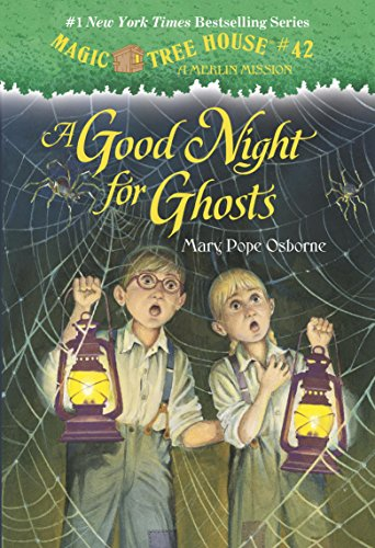 A Good Night for Ghosts (Magic Tree House (R) Merlin Mission)の詳細を見る