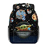Cartoon Character Backpack School Bags Casual Sports Bag Waterproof Travel Teens Laptop Backpack