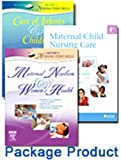 Maternal Child Nursing Care - Text, Mosby's Maternal-Newborn & Women's Health Nursing Video Skills, and...