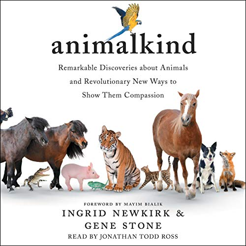 Animalkind audiobook cover art