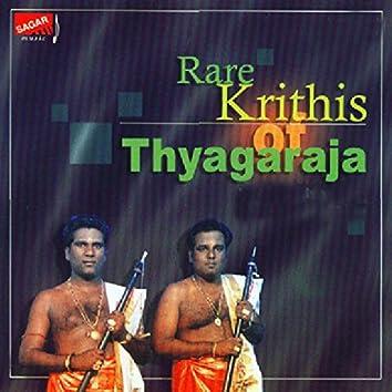 Rare Krithis of Thyagaraja