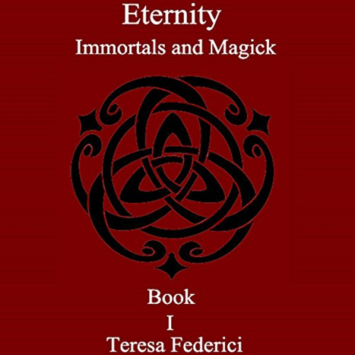 Eternity audiobook cover art