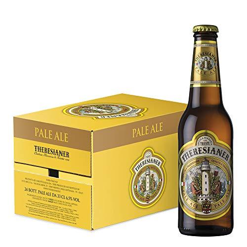 Birra Theresianer Pale Ale confezione da 24 bottiglie da 0.33l