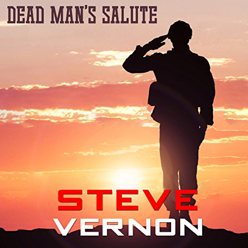 Dead Man's Salute audiobook cover art