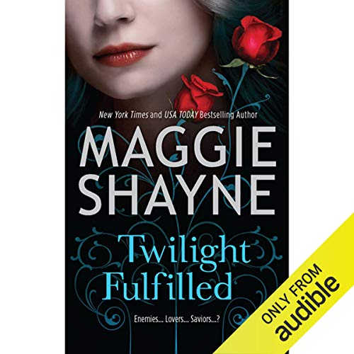Twilight Fulfilled audiobook cover art