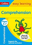 Comprehension Ages 5-7: Prepare for school with easy home learning (Collins Easy Learning KS1)