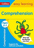 Collins Easy Learning Age 5-7 -- Comprehension Ages 5-7: New Edition