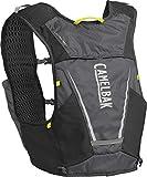 CamelBak Ultra Pro Hydration Vest 34 oz, Graphite/Sulphur Spring, S