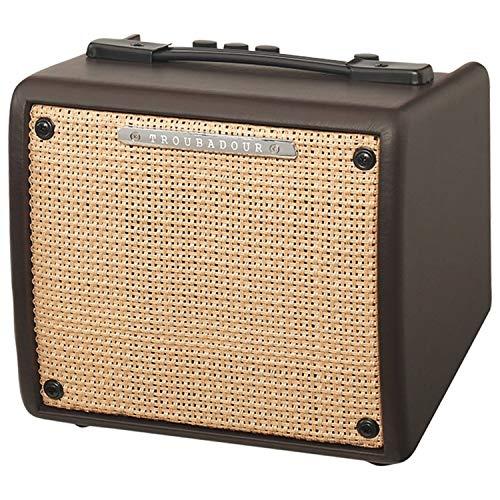 Ibanez T15II Troubadour II - Amplificador para guitarra acústica (15 W), color marrón