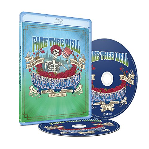 Fare Thee Well (July 5th) (2Blu-Ray)