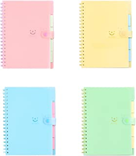 Toymytoy 4pcs Note Book A4 Spiral Notebook for for for Writing peinture-13 x 9.1 cm B0795NDYPW  Der neueste Stil 37b023