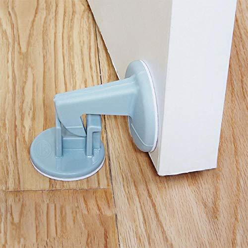HPPLSilicone Stopt deurkruk geluiddemper muur beschermers deurstopper voor anti-botsing Deurstopper deurkruk knop houder