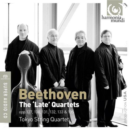 Beethoven: The Late String Quartets; Grosse Fuge