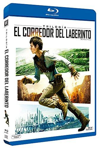 Trilogía El Corredor Del Laberinto Blu-Ray [Blu-ray] a buen precio