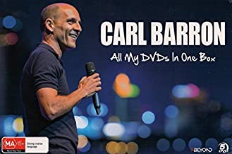 Carl Barron: All My DVDs In One Box (LIVE / WHATEVER COMES NEXT / WALKING DOWN THE STREET / WOMPOO ST / A ONE ENDED