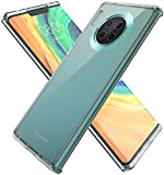 ProCase Clear Hard Case Cover Compatible for Huawei Mate30