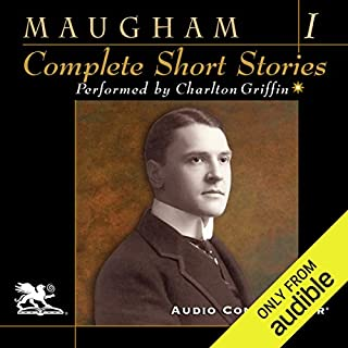 The Complete Short Stories, Volume One audiobook cover art