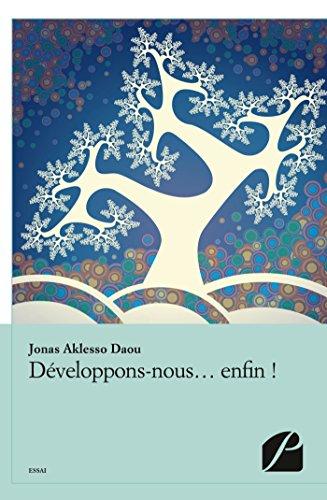Livres de jonas aklesso daou - Lire EPUB PDF Dveloppons-nous ...