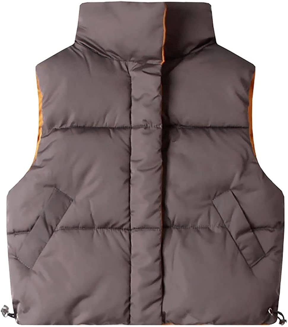Joe Wenko Boy's Puffer Down Vest