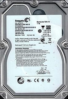 Seagate ST31000528AS F/W: CC37P/N: 9sl154–301Wu 1TB