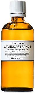 ラベンダー・フランス 100ml インセント エッセンシャルオイル 精油 アロマオイル