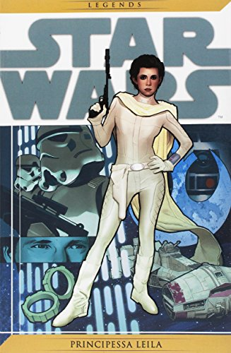 Star Wars Legends 29 - Principessa Leila