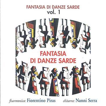 Fantasia di danze sarde Vol. 1