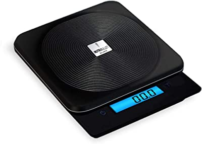 NutriBullet N12S-U0163 Balance Bluetooth Smart Scale, Black
