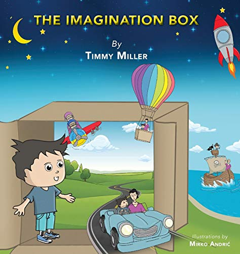 Compare Textbook Prices for The Imagination Box  ISBN 9780648688617 by Miller, Timmy