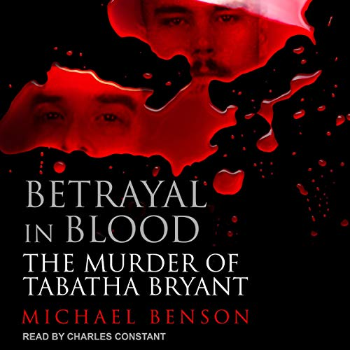 Betrayal in Blood audiobook cover art