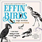 Effin  Birds 2022 Wall Calendar