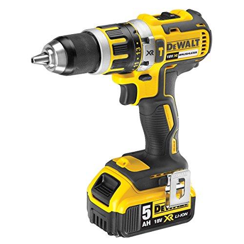 Dewalt DCD795P2-GB XR Brushless Compact Combi Drill