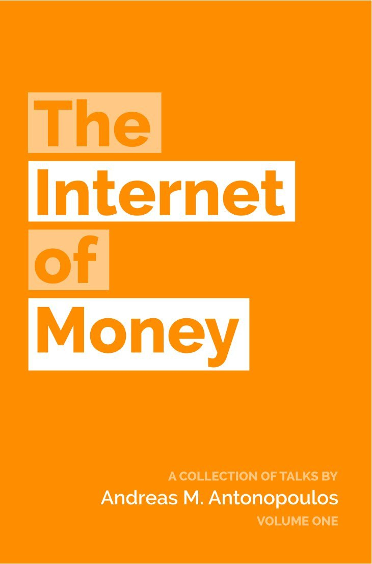 Image OfThe Internet Of Money (English Edition)