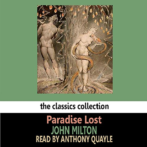 Paradise Lost audiobook cover art