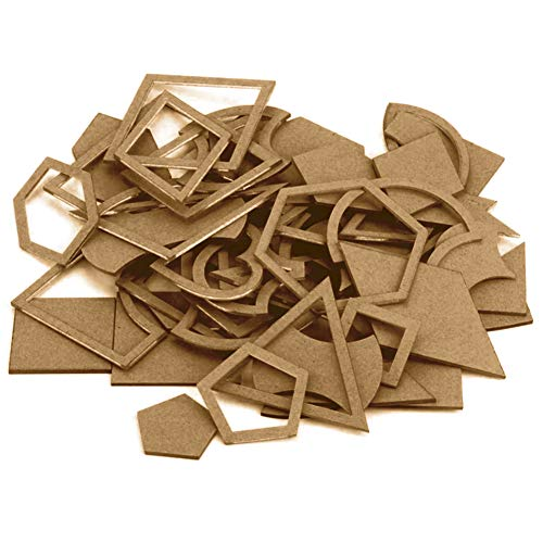 Set Per Cucire Patchwork Template Cucire Stencil Acrilico Trasparente Per Cuoio Diy Quilting Crafts 54pcs