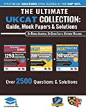 The Ultimate UKCAT Collection: 3 Books In One, 2,650 Practice Questions, Fully Worked Solutions, Includes 6 Mock Papers, 2019 Edition, UniAdmissions - Dr Rohan Agarwal