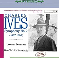 IVESSYMPHONIES NO. 2 & NO. 3 THE CAMP MEETING/LEONARD BERNSTEIN DISCUSSES CHARLIES IVES(reissue) by Leonard Bernstein (2015-10-14)