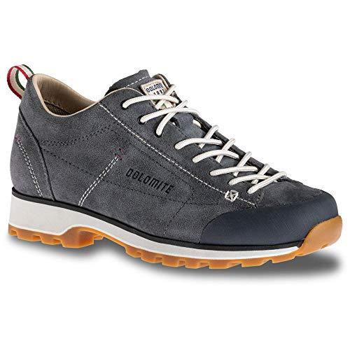 Dolomite, Zapato Cinquantaquattro Low W para Mujer, Gunmetal Grey