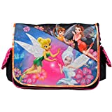 Disney Tinker Bell and Periwinkle Large Messenger Bag - Girls Kids Tinkerbell