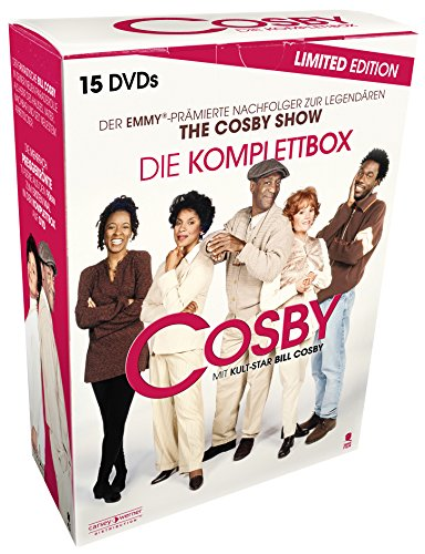 Komplettbox (Limited Edition) (15 DVDs)