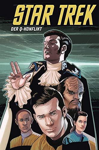 Star Trek Comicband 17: Der Q-Konflikt (Star Trek - Discovery Comic)