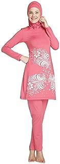 Islamic Swimwear Full Cover Islamic Hijab Swimsuits Plus Size For Muslim Women Burkini