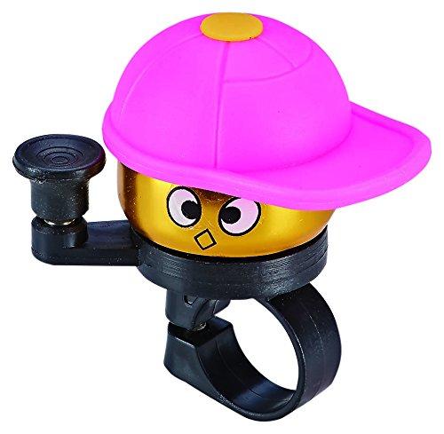 Prophete Kinder Kinderrad-Glocke mit verschiedenen Motiven, verstellbare Kappe Farblich Sortiert, L