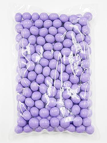 1kg ボーロチョコ紫(業務用,トッピング,たまごボーロ)