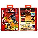 Exo Squad | Sega Genesis - Game Case Only