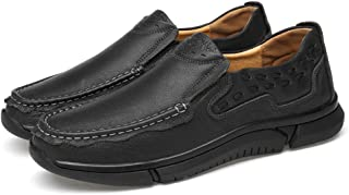 2019 Mens New Lace-up Flats Men's Casual Comfortable Fashion Oxford Slip On Business Style Shoes