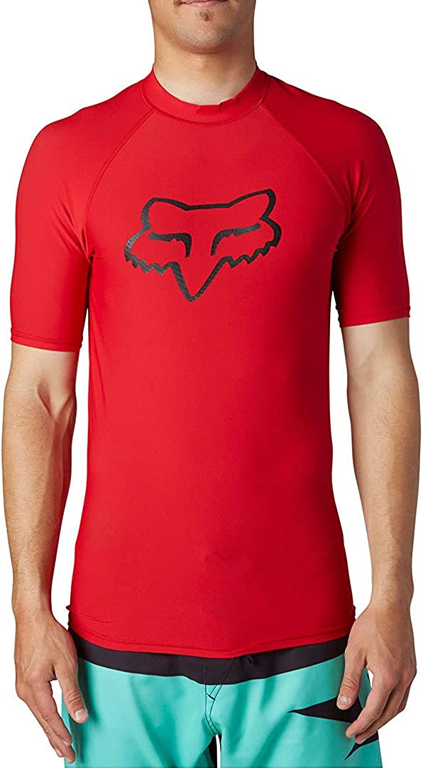 Fox Men's Legacy Short Sleeve Rashguard
