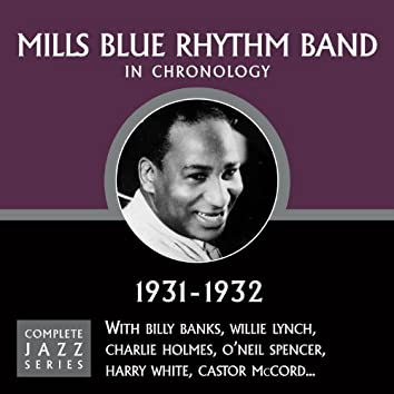 Complete Jazz Series 1931 - 1932