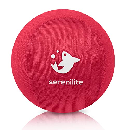 Serenilite Stressball für Handtherapie, optimaler Stressabbau, ideal für Handübungen und Stärkung (Rose)
